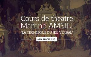 Cours de Théâtre @ Laculture.info