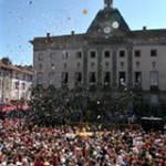 Les intermittents du spectacle en colère s'invitent au Festival d'Aurillac