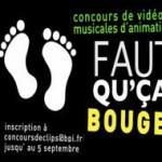 Concours de vidéos musicales d'animation