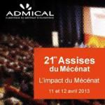 Vous recherchez du mécénat ? Admical peut vous aider !