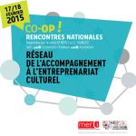 Rencontres nationales du réseau de l'entreprenariat culturel