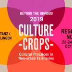 CULTURE CROPS: CULTURAL PRACTICES IN NON-URBAN TERRITORIES